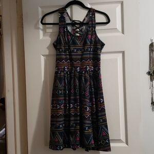 Tribal Inspired dress